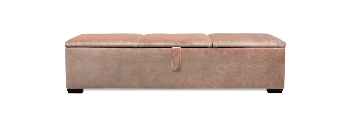 TORINO BED BENCH